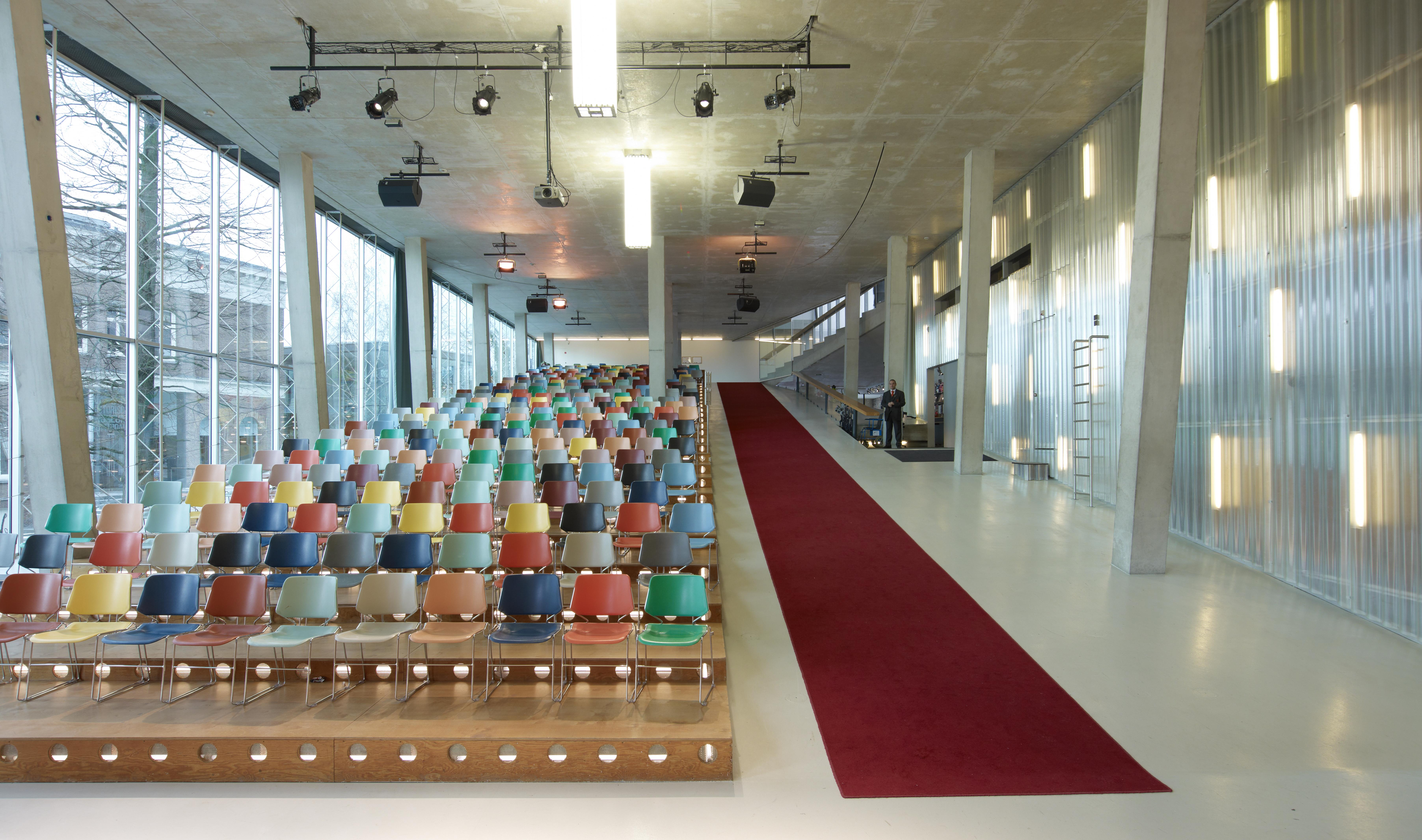 Rental and events - Kunsthal