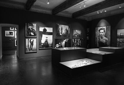 Kunsthal Touring Exhibition Peter Lindbergh