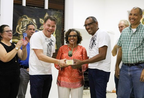 IBB receives Prins Bernhard Culture Fund!