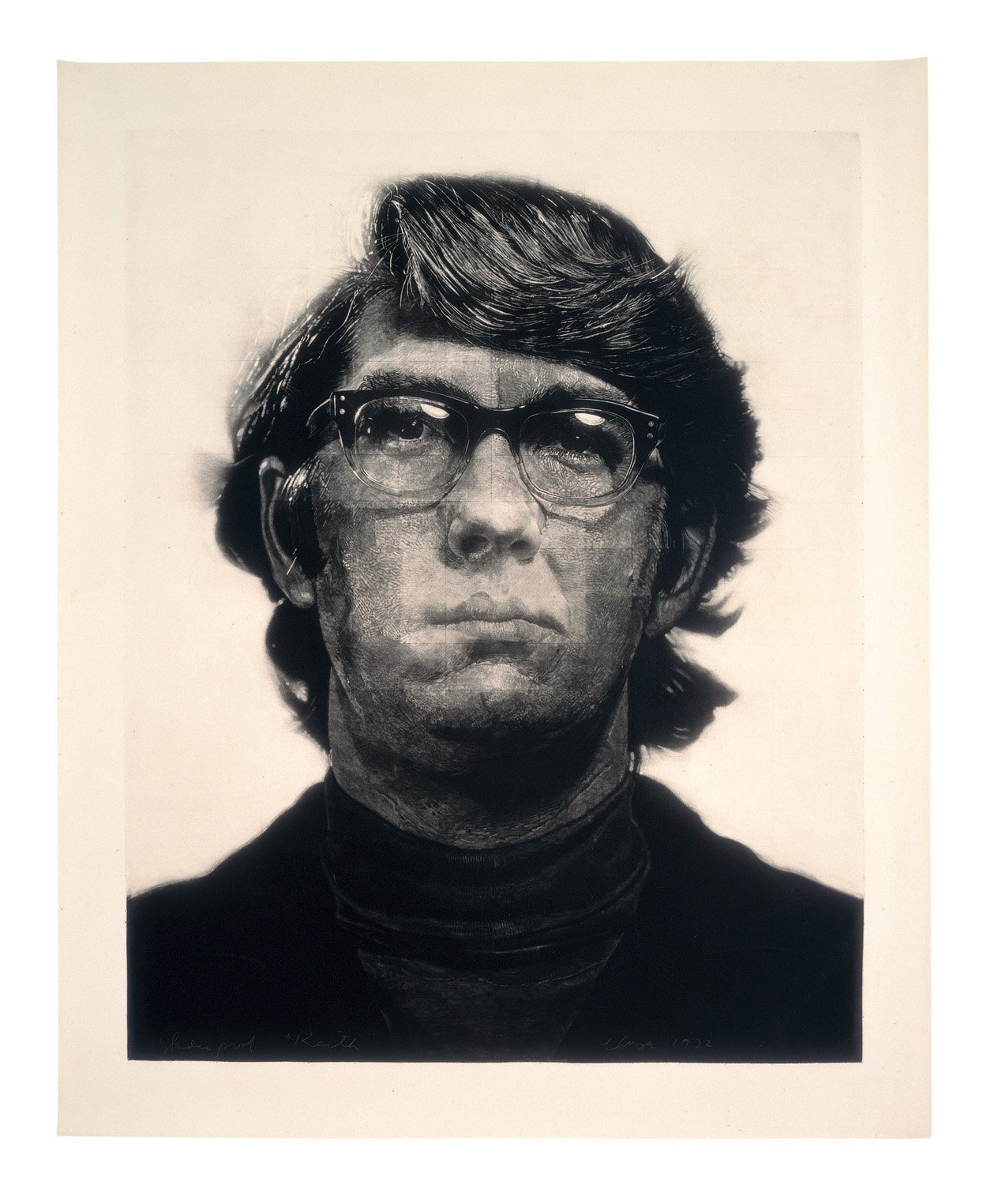 06 Chuck Close, Keith mezzotint, 1972.jpg