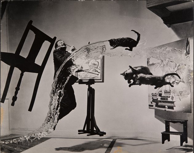 MEL_HALSMAN_Dali Atomicus 1948 (c) 2013 Philippe Halsman Archive Magnum Photos_Images Rights of Salvador Dali reserved.jpg