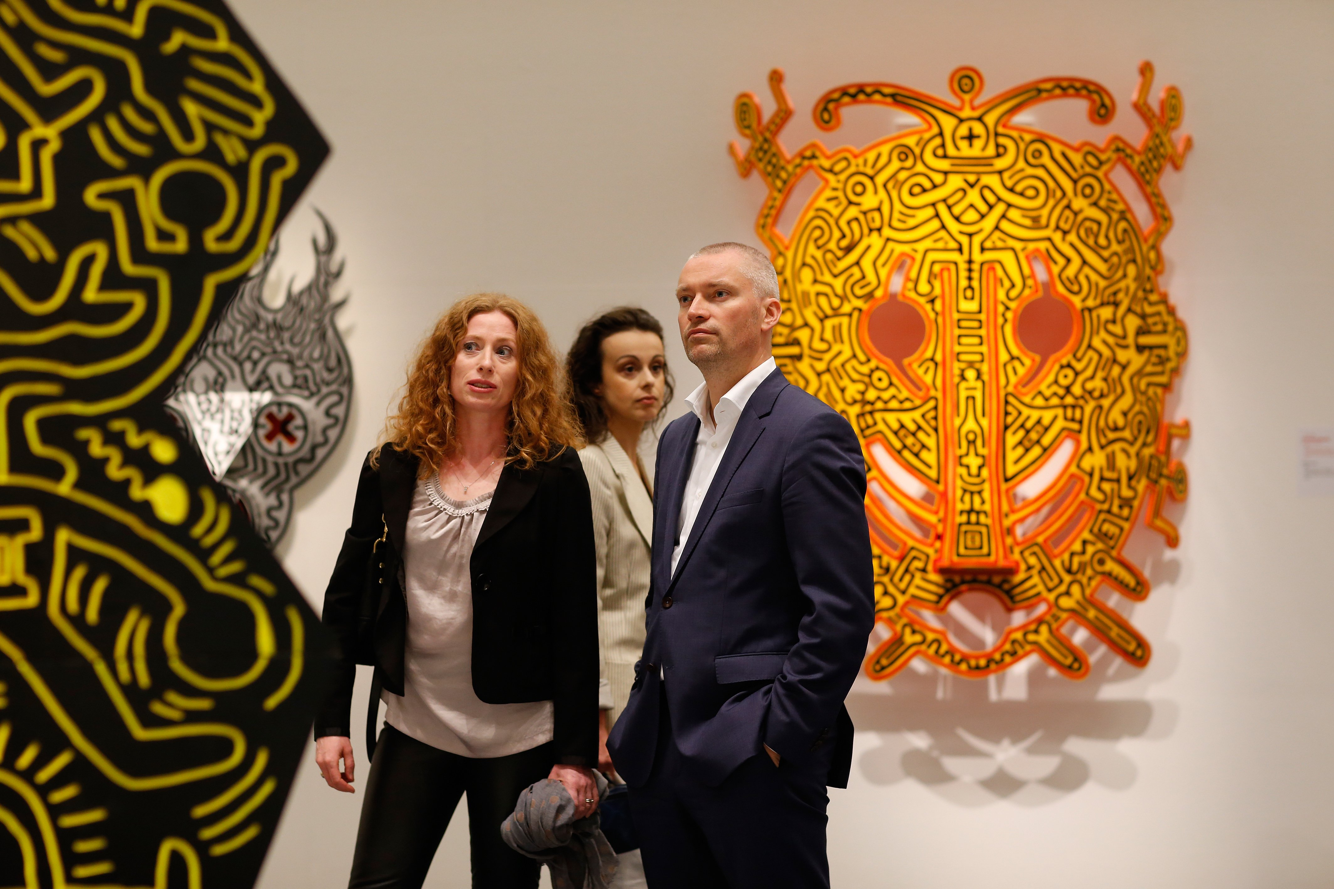 Opening Keith Haring The Politica Line_Kunsthal_19sept2015_foto Bas Czerwinski (37).jpg