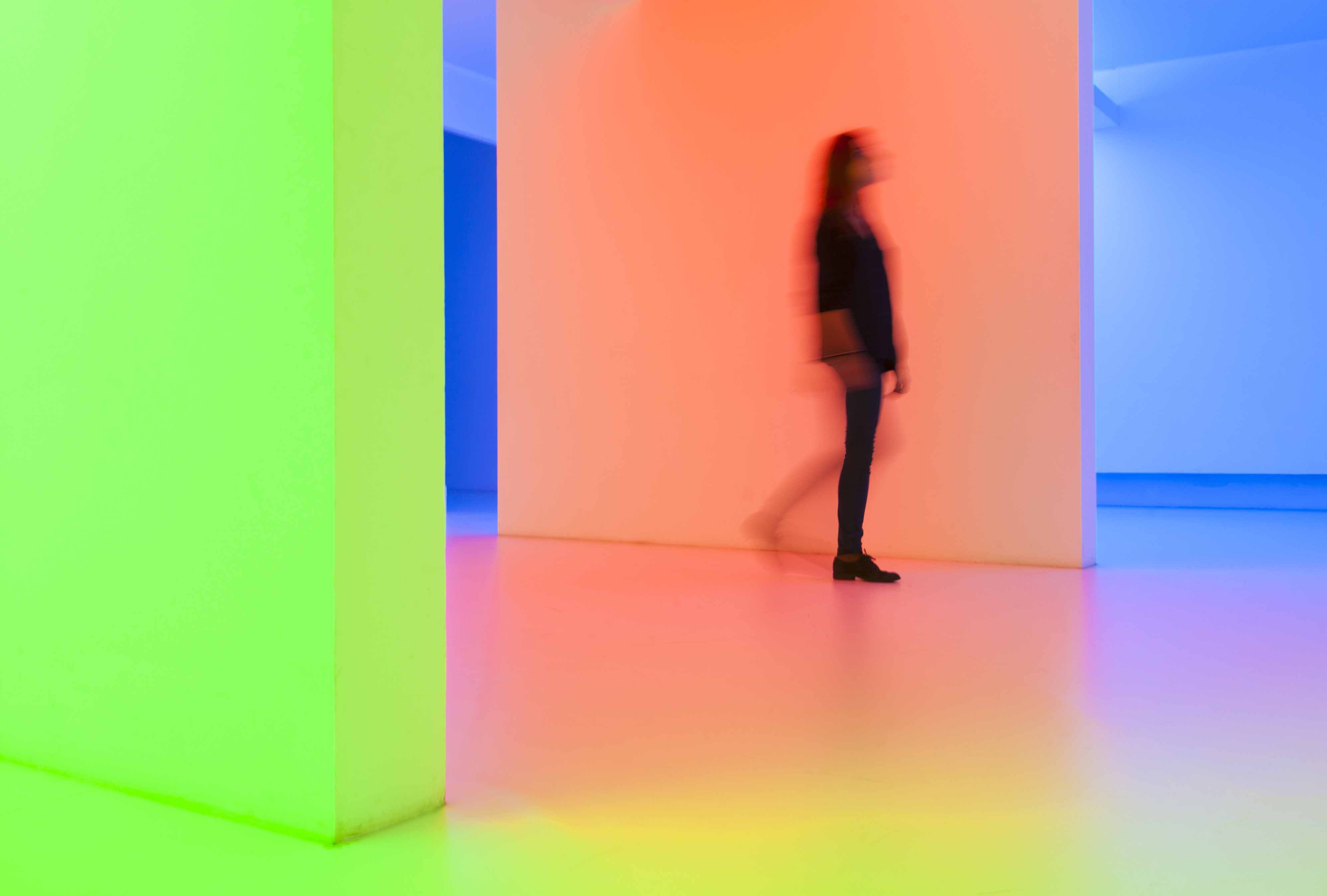 26 – Carlos Cruz-Diez, Chromosaturation, 1965-2013..jpg