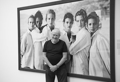 Peter Lindbergh passed away