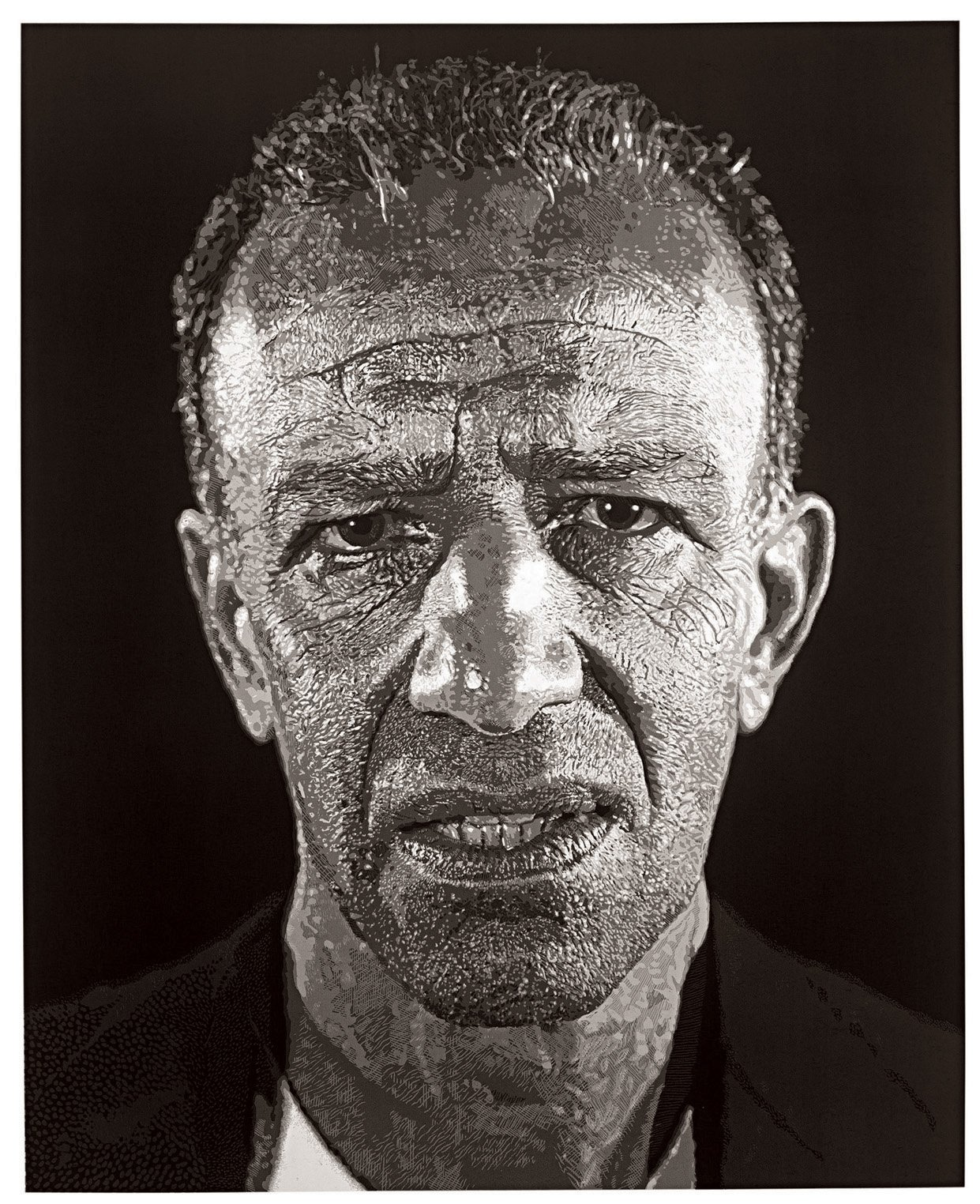 02 Chuck Close, Alex reduction block, 1993.jpg