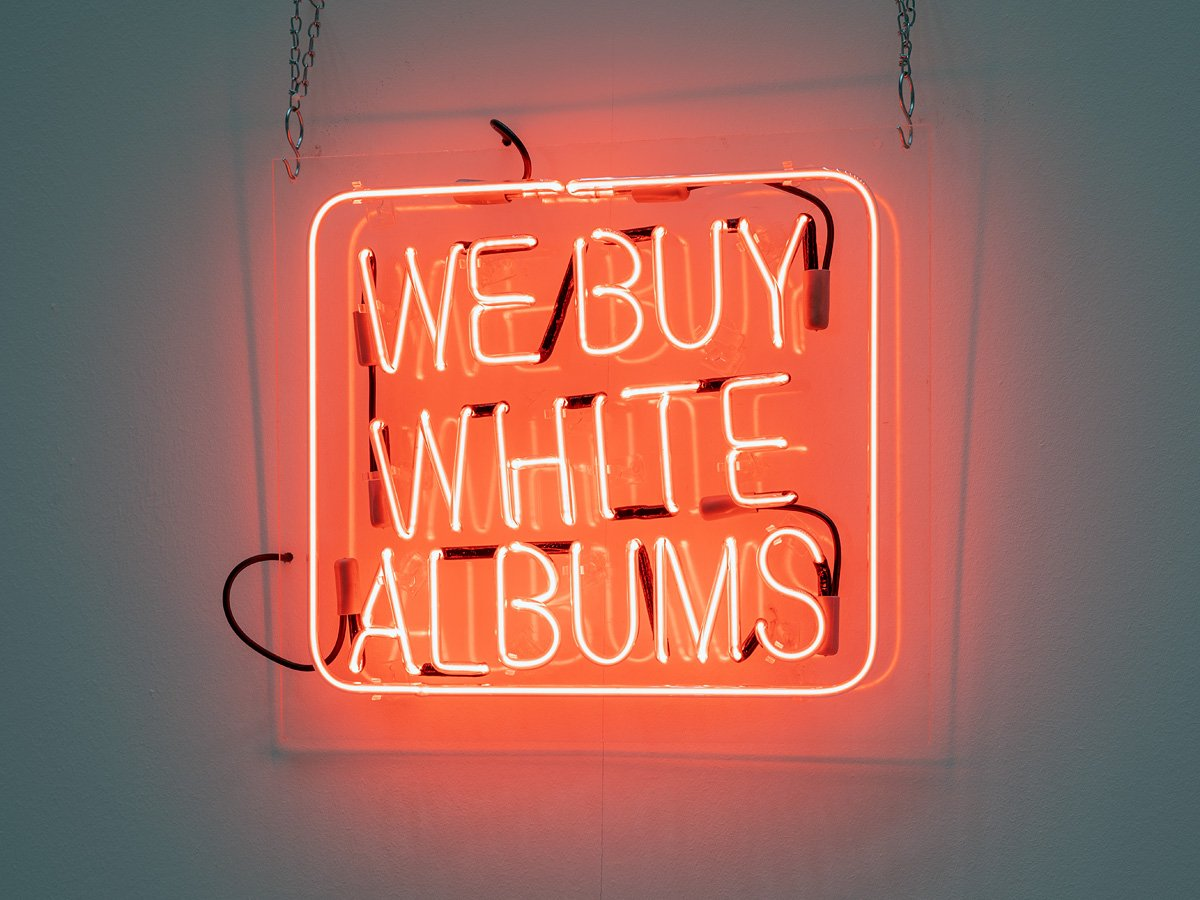 11. Rutherford Chang We Buy White Albums detail, © Rutherford Chang, photo © 2019, Henning Rogge.jpg