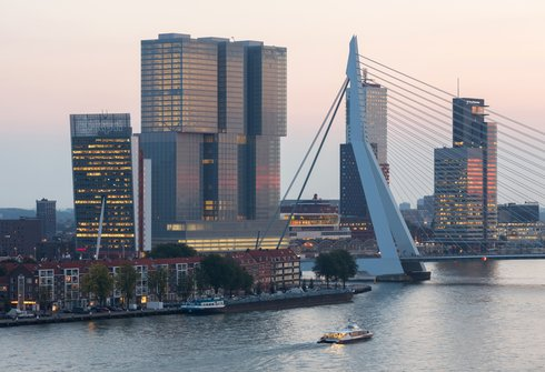 Rotterdam in top 10
