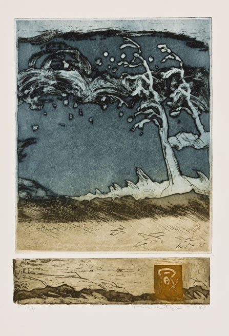 14) Jan Montyn, Feng - When the wind blows, 1998, 47,5x32,4 cm.jpg